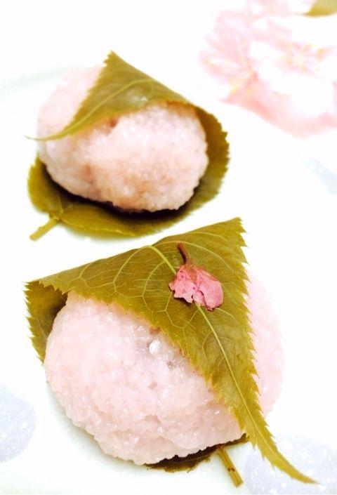 道明寺タイプのレンジで簡単! おしゃれな桜餅の作り方