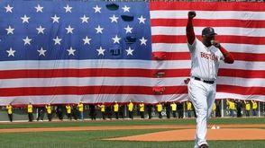 """Big Papi aparecerá en película """"Patriot's Day"""" sobre el atentado en Boston"""