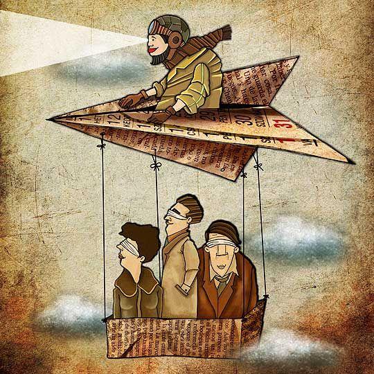 ilustración de VURRO