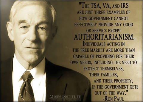 Ron Paul #liberty #freemarket