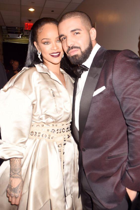 Rihanna et Drake aux MTV VMAs 2016