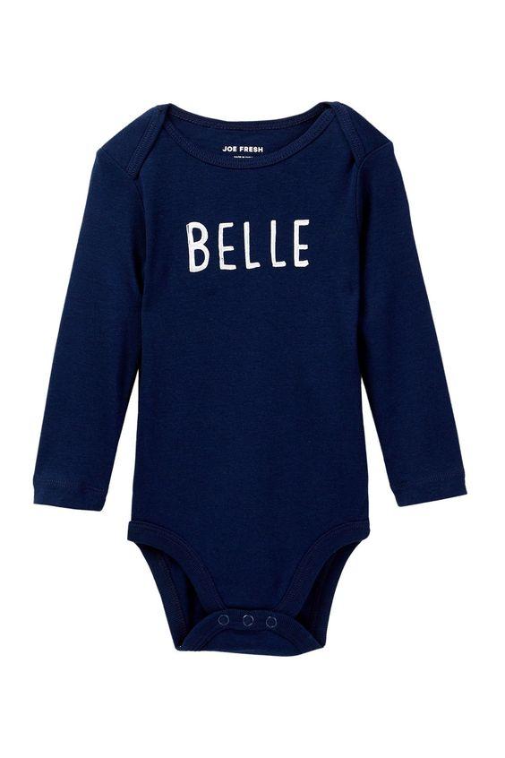 Foil Bodysuit (Baby Girls)