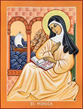 St. Monica, pray for us.