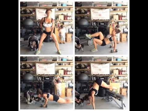 G-Fit Workout of the Day | Gina Aliotti Fitness Network