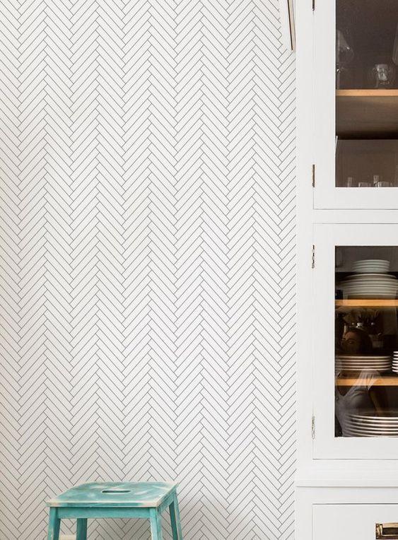 Wallpaper Trends Moody Monday Bathroom Wallpaper Trends Wallpaper Trends Bathroom Design Small