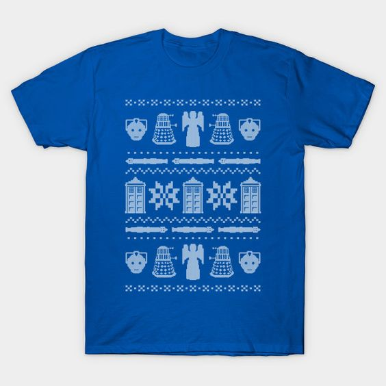 Who's Sweater - Mens T-Shirt