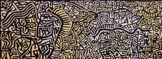 Untitled - BEP12602 By Beyula Puntungka Napanangka