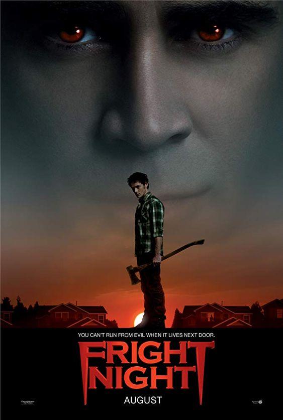 Poster Do Filme A Hora Do Espanto 2011 Remake De Um Dos