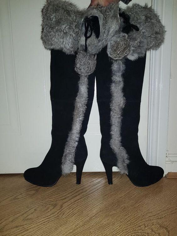 Charming Fur Boots