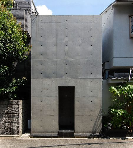 Tadao Ando and Haus on Pinterest