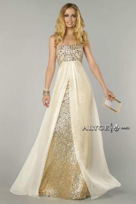 Alyce Prom 6440 Alyce Paris Prom Infusion Boutique - Pageant, Prom & Social Ocassion