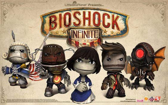 LittleBigPlanet BioShock Infinite