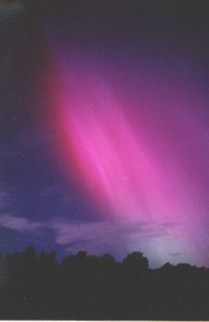 Northern Lights, Germany