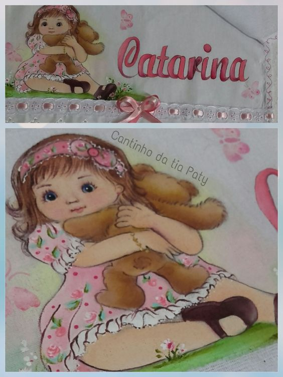 Um mimo para Catarina.