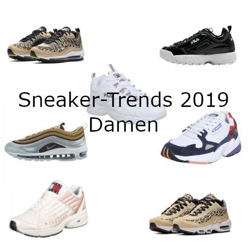 Sneaker Trends 2019 Damen | Turnschuhe trends, Sneaker trend ...