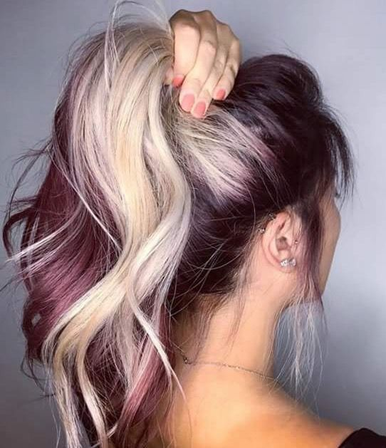 Crazy Hair Color Ideas For Blondes