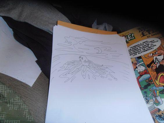 Dibujos de Fritz