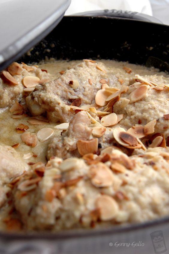Pollo muglai…i profumi in pentola. - Al cibo commestibile