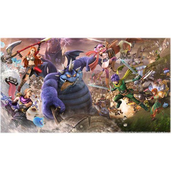 Dragon Quest Heroes II Leaks Via Best Buy Listing #Playstation4 #PS4 #Sony #videogames #playstation #gamer #games #gaming
