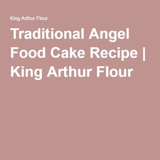 recipe: angel food cake using almond flour [35]