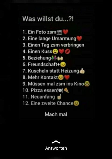 Fragen kettenbrief whatsapp status Kettenbriefe whatsapp