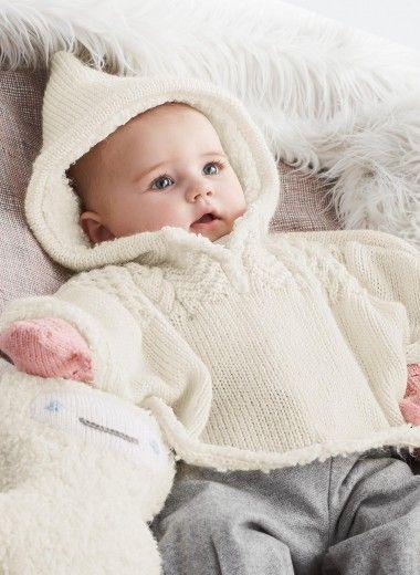 modele tricot bebe bergere de france