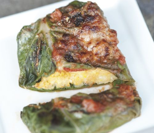 ... meal for early spring [Recipes] | Early Spring, Polenta and Meals