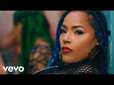 Stefflon Don 16 Shots Official Music Video Youtube Chanson