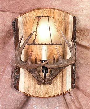 Deer antler bookends accessories made from moose whitetail deer elk and mule deer - Deer antler bookends ...