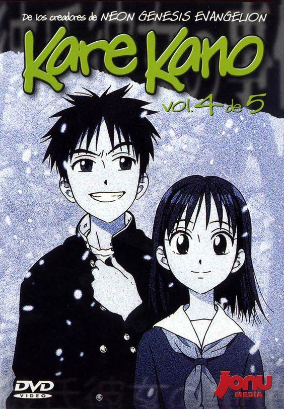 Kare kano 4 (DVD ANIMACIÓ KAR)