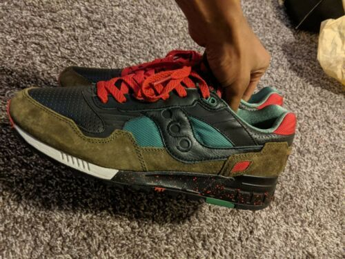 VNDS West NYC X Saucony Shadow 5000