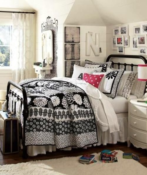 Teenage Girl Bedroom Ideas For Small Rooms Tumblr - Home Gallery