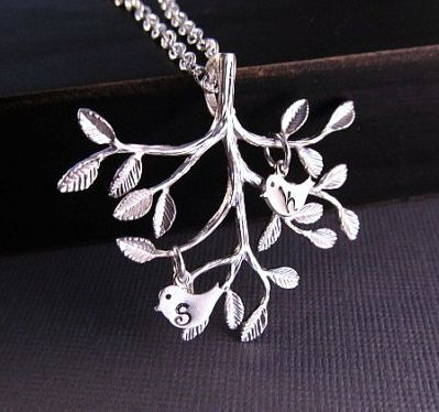 Personalized Family Tree Necklace by IrinSkye | Top Products, Pins, and Posts on The Mindful Shopper