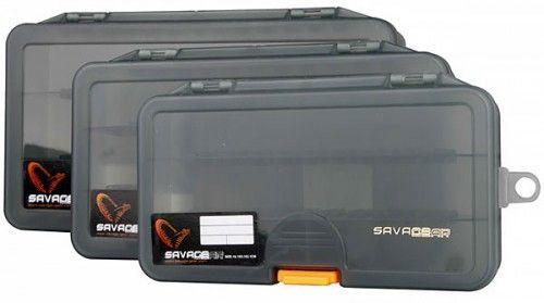 Pudelko Savage Gear Lure Box 42669 Plastikowe 7715567436 Oficjalne Archiwum Allegro Fishing Box Lure Box Terminal Tackle