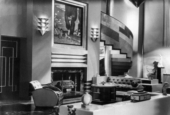 art deco interiors and more art deco deco living rooms art geometric