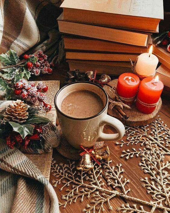 Guten Morgen Winter Coffee Christmas Coffee Christmas