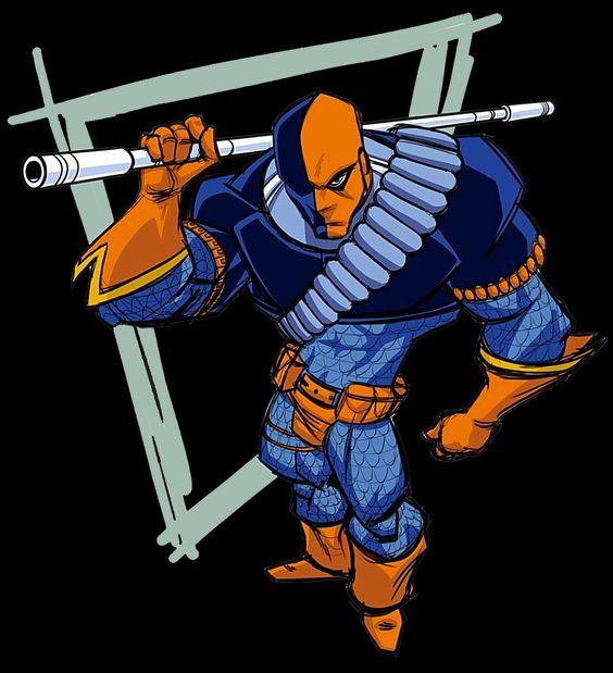Deathstroke | poderes y habilidades deathstroke posee varias habilidades mejoradas ...