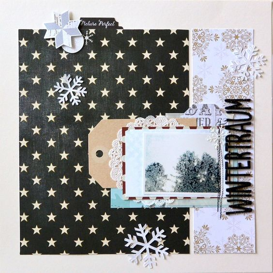 Layout mit dem #dpDezemberkit14 von Nadine Westphal für www.danipeuss.de |websters pages | pink paislee | American crafts | teresa collins