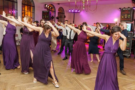 wedding flash mob choreography dance