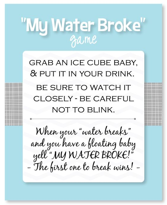 Easy Baby Shower Games With Printable Game Sheets Baby shower - free printable guest list