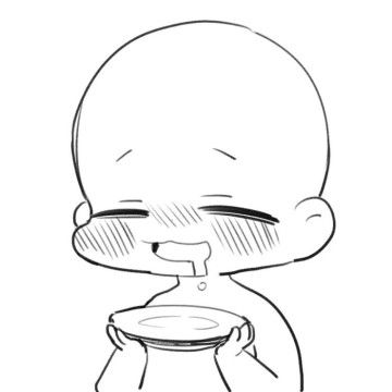 Chibi Crying Pose  Drawing  Stuff    Chibi Pose And