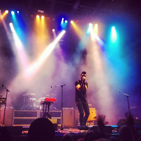 Bastille live at the pageant