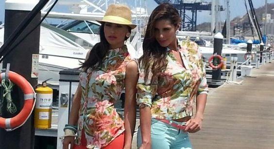 Jessica Cediel y Carolina Soto