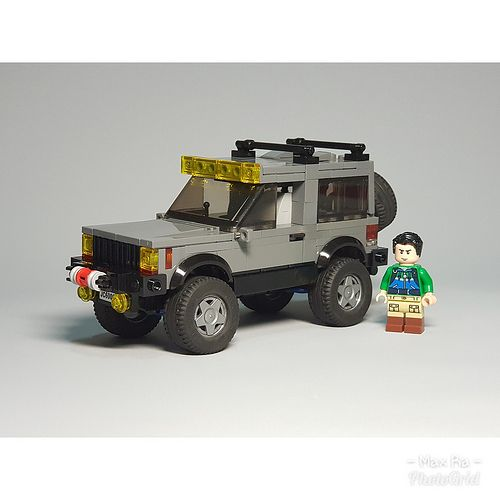 Jeep Cherokee Xj Two Door Lego Cars Lego Truck Lego Camper