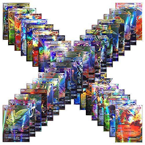 100 FLASH CARD LOT RARE 20 MEGA+80 EX CARDS NO REPEAT Hot New Pokemon TCG