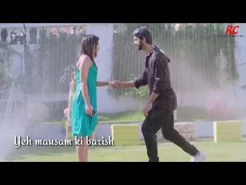 Yeh Mausam Ki Barish Girls Special Whatsapp Status Riaz Creation Youtube Status Girl Special