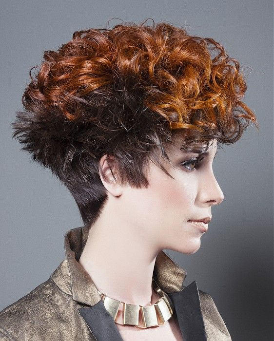 Marvelous Short Red Hairstyles Red Hairstyles And Woman Haircut On Pinterest Short Hairstyles Gunalazisus