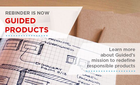 Rebinder is now Guided Products