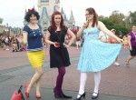 Dapper Day at Disney World Feb. 2013