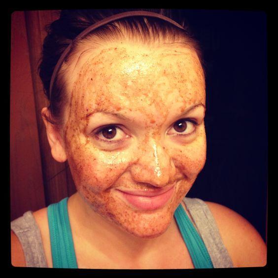 Homemade facial masks for acne scars
